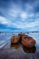 Long Reef Stones by timbodon