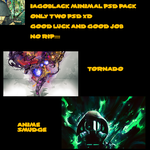 iagoblack two psd pack by iagoblack