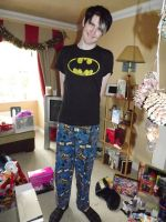 X-mas pics 1-Completely batty by Rouge-Fox