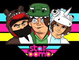 Starbomb by Mabelma