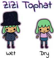 ZiZi Tophat by amis0129