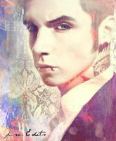 Andy Biersack - Sexyly Handsome by KateW49
