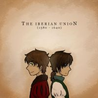 The Iberian Union by trichro