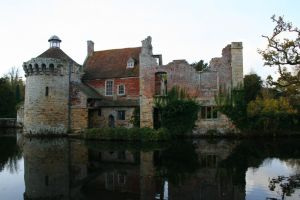 Scotney Castle 23 - Stock by OghamMoon