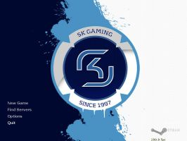 SK-Gaming GUI by GFXy