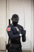I am Snake Eyes by moderndayninja