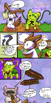 PMD Mission 1: Page 1 by Kitsumon