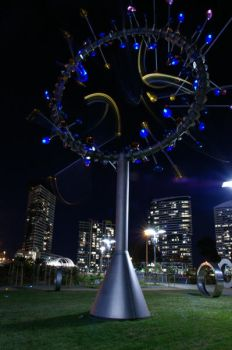 Docklands Park 3 by Orroral