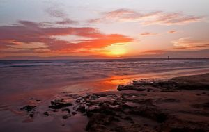 Queenscliff Sunset by daniellepowell82