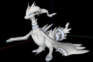 reshiram new by armmm9
