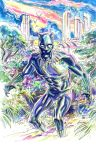 Black Panther by deankotz