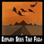 Elephant Seals Take Flight by yebkamin