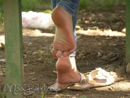 Dirty soles by MissBabelicious