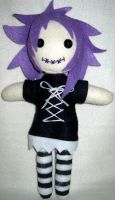 Sammy the doll by CosmicCrafts