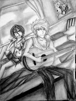 If I Play For You Will You Sing For Me? by ANiMExFReaKx115