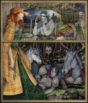 Lady Isabel and the Elf Knight by Alsdale