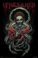 I Am Ur Ruin - OF MICE and MEN by 13UG-13th
