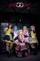 new shuffled akb0048 group by Xalus-chan