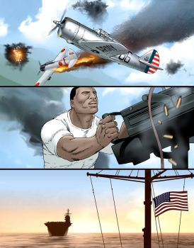 Pearl Harbor page 24 by joewight