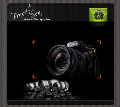 GUI for photographer website by gopalb