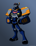 TF:Animated Sentinel Prime by KrisSmithDW