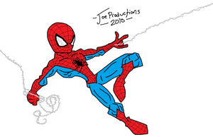 Joe Pro CEO's Spider-Man by JoeProCeo