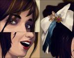 Zooey: details by pinkcoma