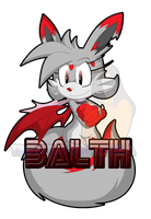 Balth - SoS Conbadge by Trowelhands