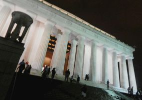 Lincoln Memorial Temple 2 by HappyChaoticMelody