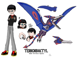 NSA Files: Terrordactyl by Shadow-Aspect