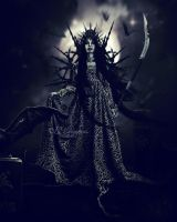 Queen Morkantha by LaVampyress