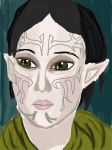 Merrill Dragon Age 2 by mpissott