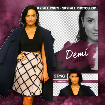 PNG PACK (182) Demi Lovato by DenizBas