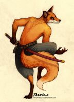 Mr fox by Nimphradora