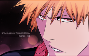 Bleach 461 by BlackAnime15