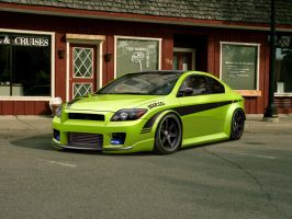 Scion TC by ftuning