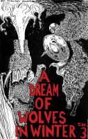 A Dream of Wolves in Winter ch. 3 cover by bodequam