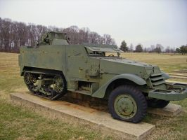 M3 Halftrack by DarkWizard83