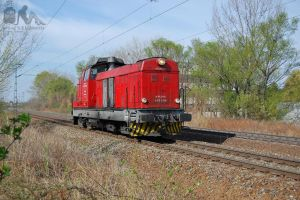 429 004 near Gyor in march, 2012 by morpheus880223