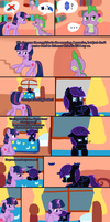 Past Sins: Everfree Discovery P6 END by SaturnStar14