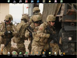 US Army in Multicam by Brodaty-Canis