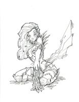 Witchblade by rantz