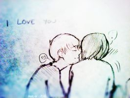 I love you by more-or--less