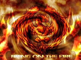 Bring on the Fire by Bootz101