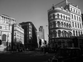London Street by LucienWittwer