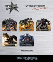 Transformers Movie Collection Folder Icon Pack by Bl4CKSL4YER