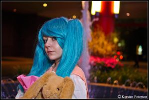 Vocaloid: LoL Miku by CosplayerWithCamera