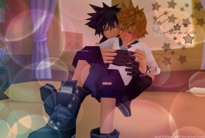 When Roxas isn't here part3 by tifany1988