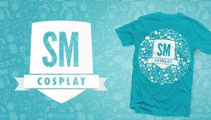 Cosplay SM t-shirt graphics by PeterPan-Syndrome