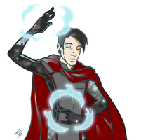 Wiccan by BlitheFool